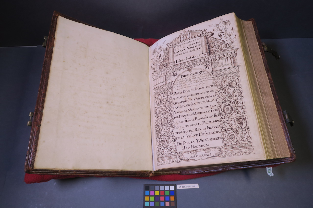 Manuscript collectie Bibliotheca Rosenthalia